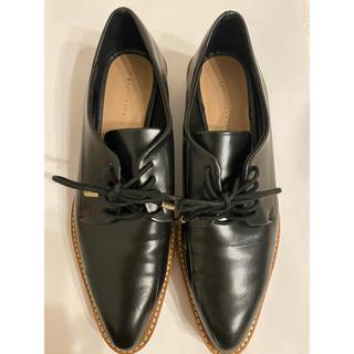 ZARA - ZARA♡ザラ♡オックスフォードシューズ♡ローファー♡革靴♡ぺた靴♡おじ靴