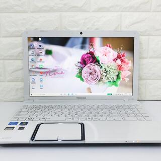 東芝 - ★格安★東芝ノートパソコン/カメラ/大容量HDD/Windows10