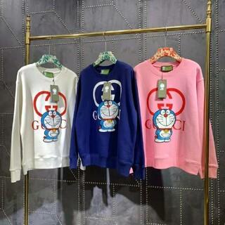 Gucci - Doraemon×GUCCI パーカー 男女兼用#42