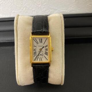 ティソ(TISSOT)のTISSOT ティソ 腕時計 A222K レディース(腕時計)