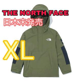 THE NORTH FACE - 新品 新作【海外限定】ニュー ダルトン アノラック ライトカーキ XL