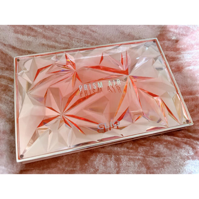 プリズムエアアイパレット #02PINK ADDICT ♥CLIO コスメ/美容のベースメイク/化粧品(アイシャドウ)の商品写真