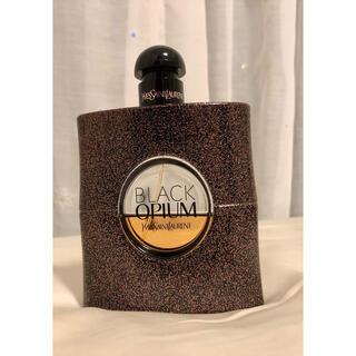 サンローラン(Saint Laurent)の90ml サンローラン ブラック OP フローラル ショック オーデパルファム(香水(女性用))
