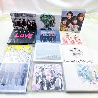 アラシ(嵐)の嵐 CD アルバム 初回盤 13点 セット(ポップス/ロック(邦楽))