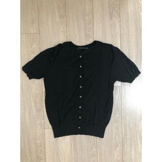 マルティニークルコント(martinique Le Conte)のマルティニーク 半袖カーディガン(Tシャツ(半袖/袖なし))