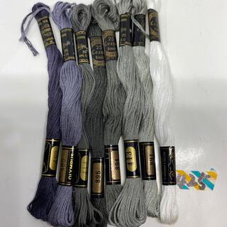 オリムパス、コスモ刺繍糸425