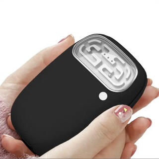 【値下げ】充電式カイロ モバイルバッテリー  電子カイロ 10000mAh容量(電気ヒーター)