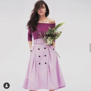 アンドクチュール(And Couture)のアンドクチュール  トレンチスカート (ロングスカート)