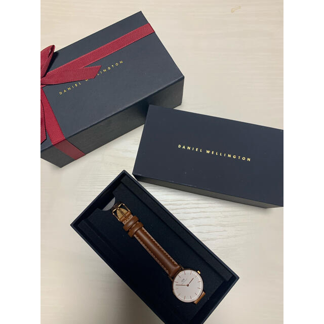 Daniel Wellington(ダニエルウェリントン)のDaniel wellington 腕時計 レディースのファッション小物(腕時計)の商品写真