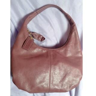 コーチ(COACH)の大幅値下極美品 COACH コーチ 高級感あるデザイン、素材の、ショルダーバッグ(ショルダーバッグ)