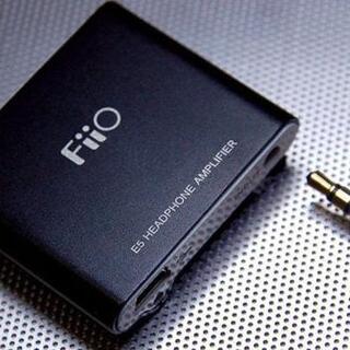 ★格安 Fiio E5 ヘッドホンアンプ 高音質 コンパクト ブランド 音質向上