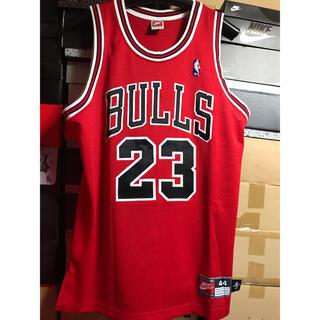 NIKE - NBA シカゴブルズ マイケルジョーダン オーセンティック ユニフォーム ナイキ