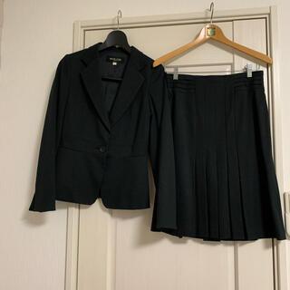 スーツ 黒 ミッシェルクラン