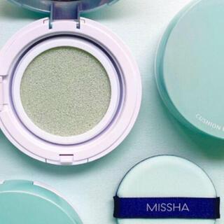 MISSHA - ミシャ クッション 一度使用のみ