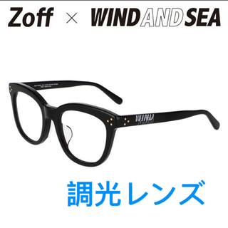 Zoff - WIND AND SEA × Zoff sunglass サングラス