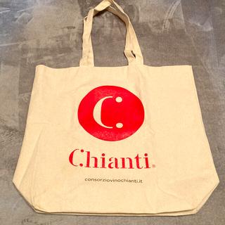 新品 キャンパス トートバッグ 大 Chianti キャンティ レア