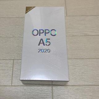 OPPO - OPPO A5 2020 ブルー SIMフリー 4GB 64GB