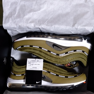 NIKE - UNDEFEATED x NIKE AIR MAX 97 OLIVE