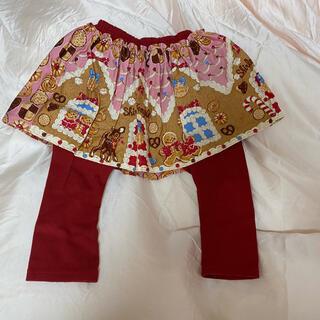 シャーリーテンプル(Shirley Temple)のパンツ90サイズ(パンツ/スパッツ)