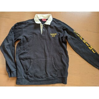 Supreme - supreme シュプリーム ラガーシャツ