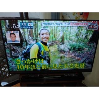 東芝 - 美品 稼働品 東芝 58M510X TOSHIBA 58インチ 58型 58V