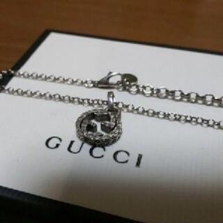 Gucci - 燻し ネックレス レディース サイズ スモール GUCCI