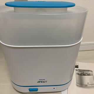 フィリップス(PHILIPS)のPhilips AVENT electric steam sterilizer(その他)