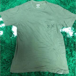 ユニクロ(UNIQLO)のUNIQLO×KAWS ユニクロ カウズ Tシャツ 新品(Tシャツ/カットソー(半袖/袖なし))