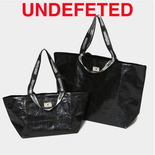 アンディフィーテッド(UNDEFEATED)のUNDEFEATED TOTE BAG LARGE LARGE、SMALL(トートバッグ)