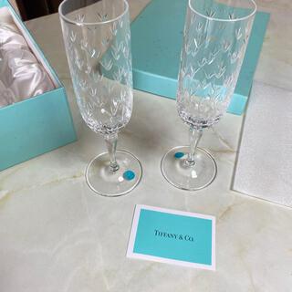 Tiffany & Co. - ティファニーペアーグラス