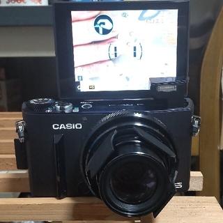 カシオ(CASIO)のジャンク CASIO HIGH SPEED EXILIM EX-10BE(コンパクトデジタルカメラ)