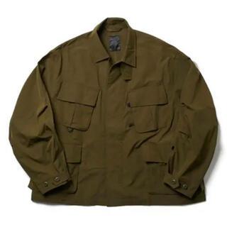 ダイワ(DAIWA)のdaiwapier39 Tech Jungle Fatigue Jacket L(ミリタリージャケット)