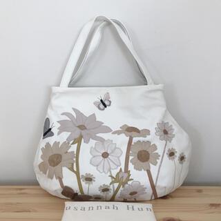 アッシュペーフランス(H.P.FRANCE)の新品♡SusannahHunterスザンナハンター  トートショルダーバッグ袋付(トートバッグ)