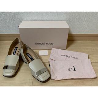 セルジオロッシ(Sergio Rossi)のセルジオロッシ sr1コレクション バレリーナシューズ パンプス(ローファー/革靴)