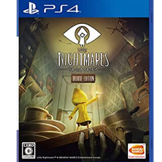 PlayStation4 - LITTLE NIGHTMARES リトルナイトメア PS4