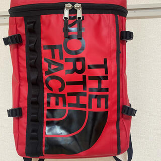 THE NORTH FACE - THE NORTH FACE ヒューズボックス 30L レッド