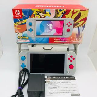 Nintendo Switch - Switch Lite (ザシアン・ザマゼンタ)本体