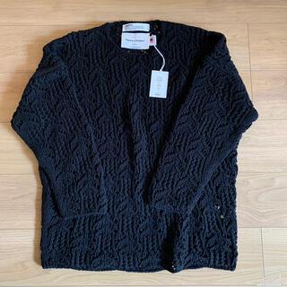 Jieda - DAIRIKU 21ss flowerpatternhand knitting