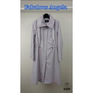 ファビュラスアンジェラ(Fabulous Angela)の美品♪ Fabulous Angela スプリングコート(スプリングコート)