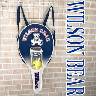 ウィルソン(wilson)のWILSON テニスラケット ベアー(ラケット)