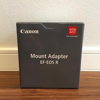 Canon - キャノン Canon マウントアダプター EF-EOS R