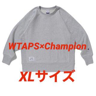 W)taps - wtaps チャンピオン スウェット リバースウィーブ