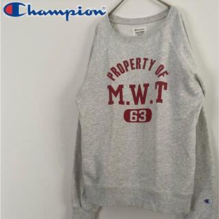 Champion - Champion チャンピオン スウェット トレーナー グレーL メンズ