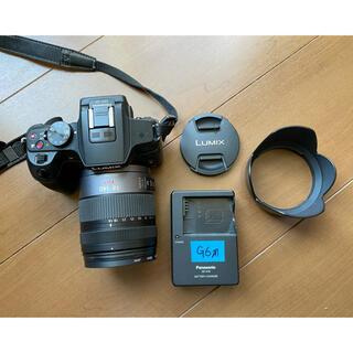 Panasonic - Panasonic G6 14-140