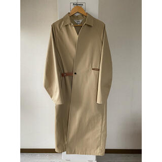 SUNSEA - sunsea 19ss colombo coat コート ベージュ 2 M
