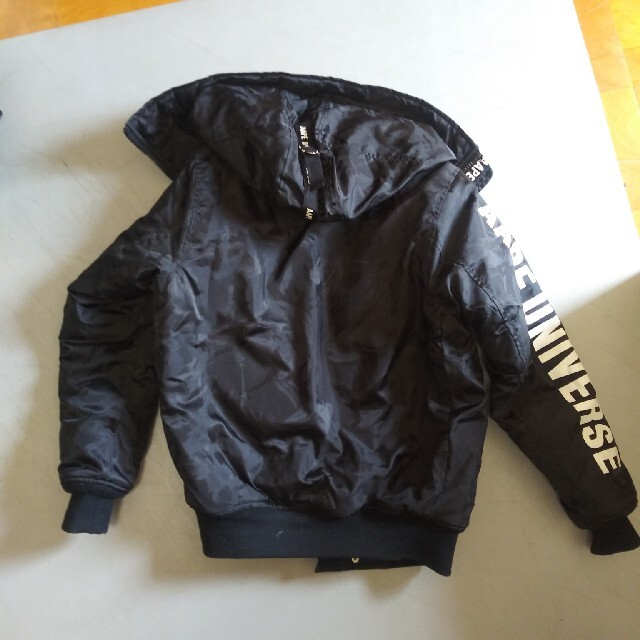 A BATHING APE(アベイシングエイプ)のA BAYHING APE ダウンジャケット メンズのジャケット/アウター(ダウンジャケット)の商品写真