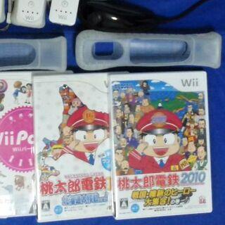 Wii - 2個 桃太郎電鉄 × 桃太郎電鉄 Wii