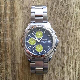 セイコー(SEIKO)のSEIKO chronograph 腕時計(腕時計(アナログ))