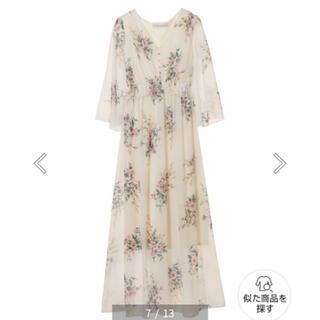 31 Sons de mode - 新品タグ付き花柄シフォンワンピース♡