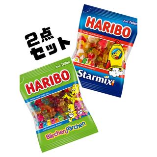 HARIBO スターミックス ツインベア グミ 2点セット🧸(菓子/デザート)